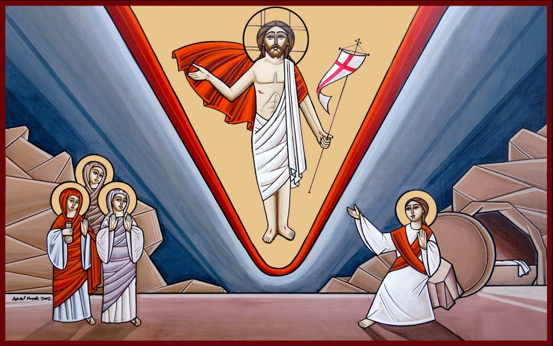 Paschal Message for the Glorious Feast of the Resurrection 2020